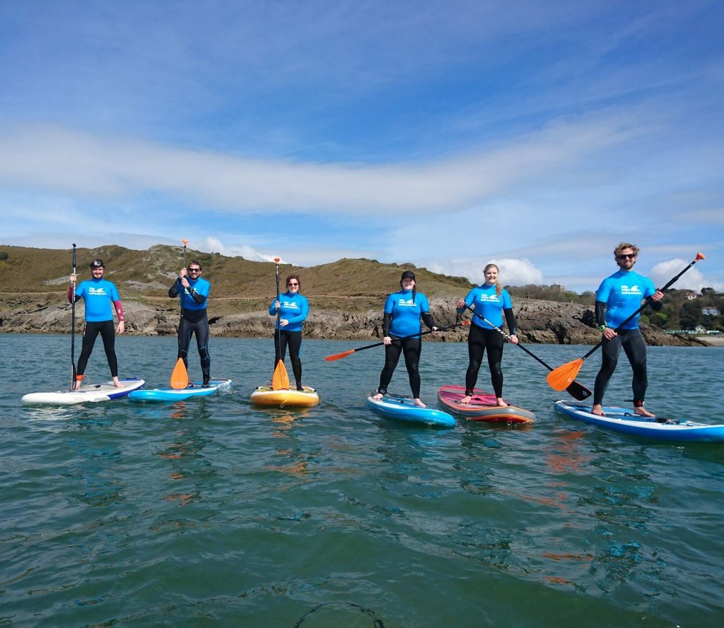Get your big blue adventure: exploring the world through SUP
