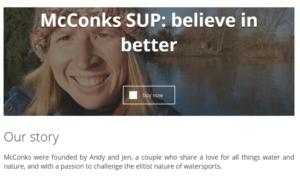 McConks Story