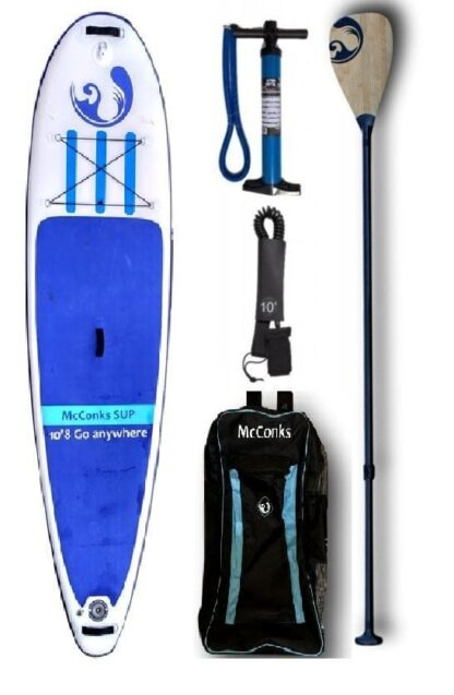all round inflatable SUP
