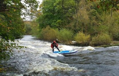 Whitewater SUP River Dee