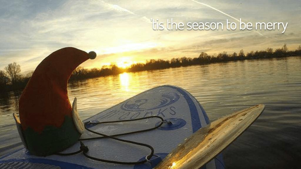 SUP christmas presents | Christmas shopping | paddleboarding presents