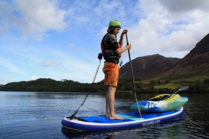 inflatable whitewater paddleboard