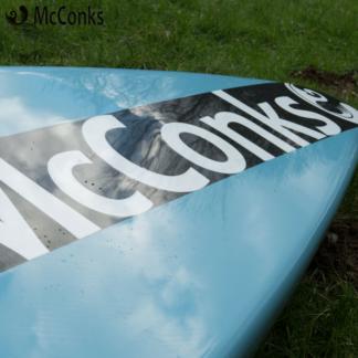 """McConks carbon sport 14"""" race SUP"""