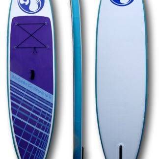 Budget inflatable SUP
