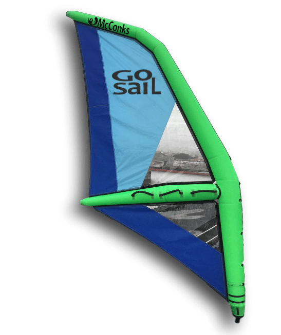 inflatable windsup sail