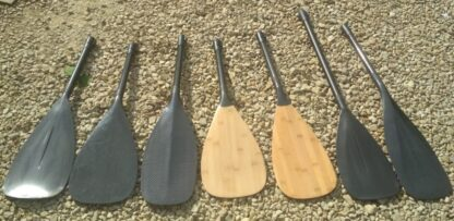 SUP paddle blades