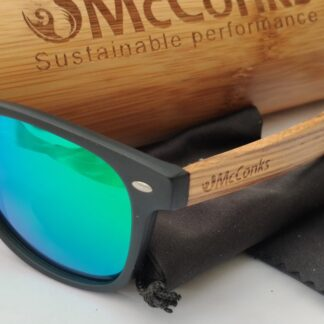 McConks HD polarised eco sunglasses