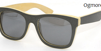 Bamboo polarised sunglasses