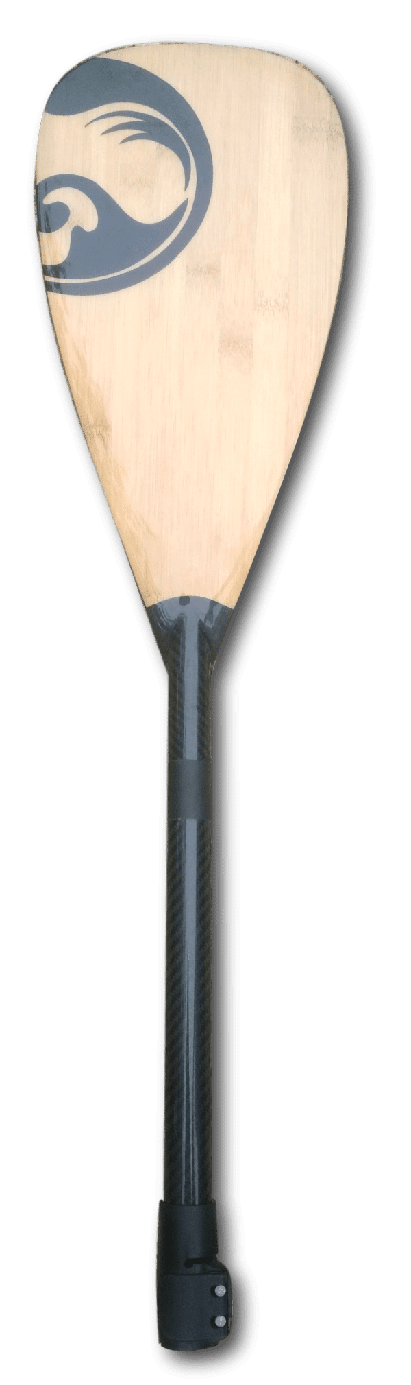 Carbon Bamboo low aspect SUP paddle