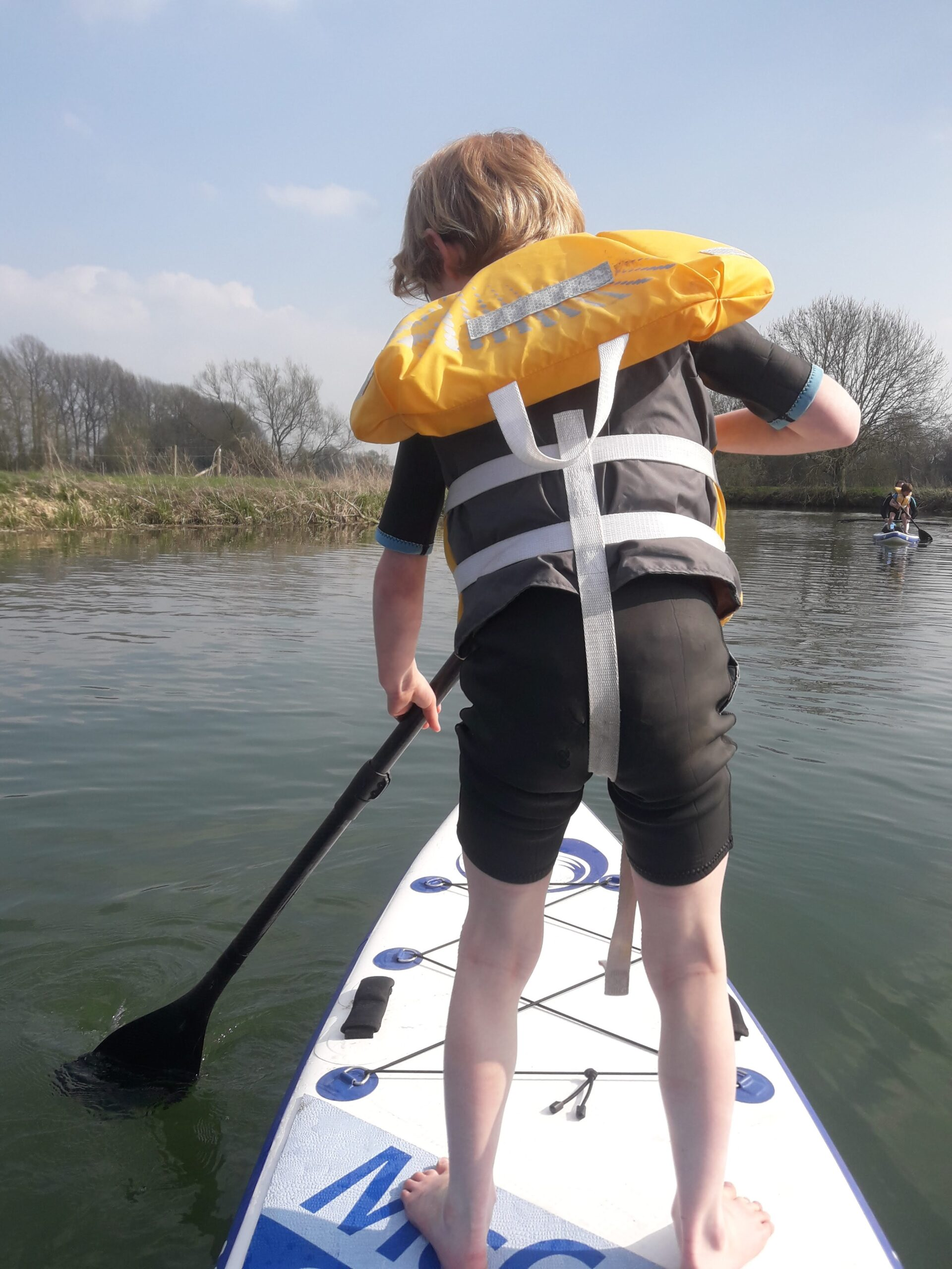Do I need a kids inflatable paddleboard?