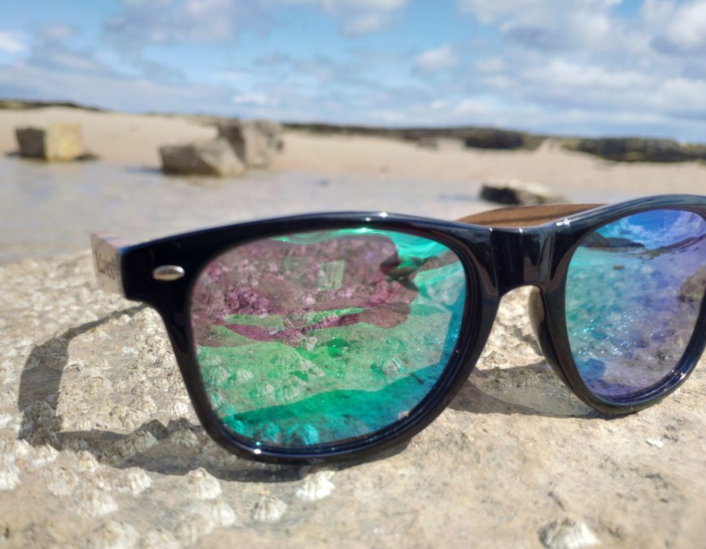 HD clarity sunglasses