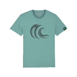 Team wave organic SUP t-shirt