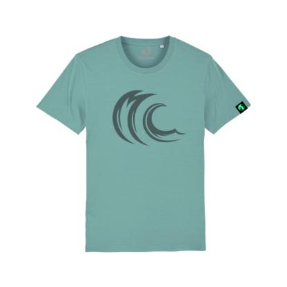 Team wave organic SUP t-shirt