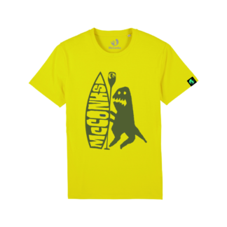 Dino SUP organic t-shirt
