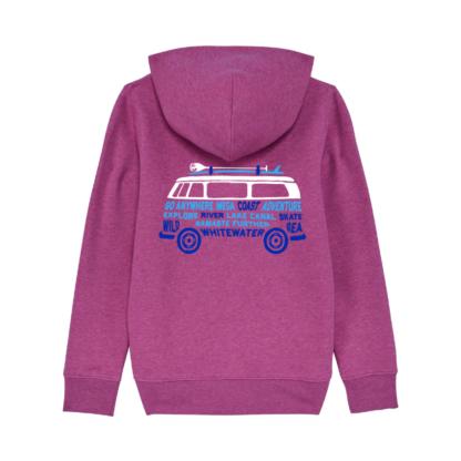 Kids pullover vanlife hoodie