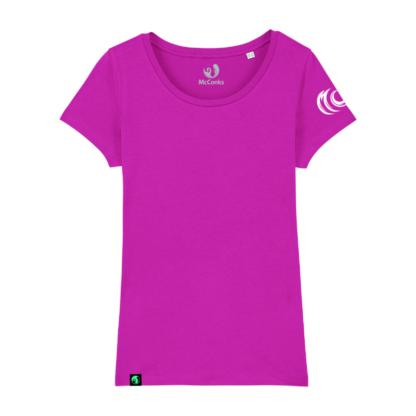 Ladies vanlife organic t-shirt