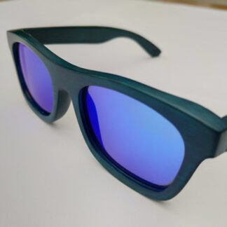 Kids polarised mirror blue sunglasses
