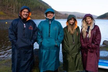 SmocSmoc waterproof changing robe