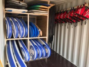 Setting up a Successful paddleboarding business
