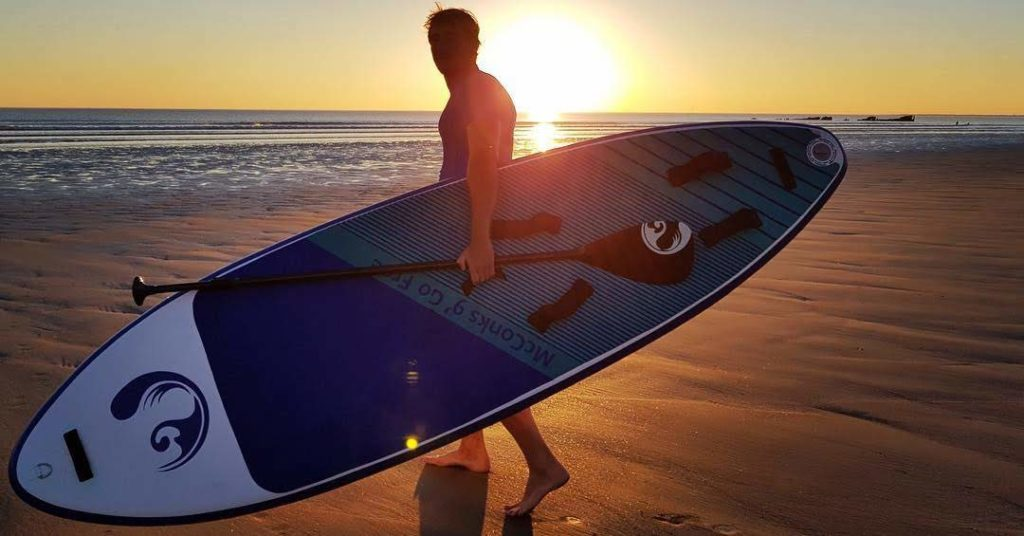Go free wing SUP board