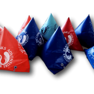McConks inflatable SUP race buoys and markers