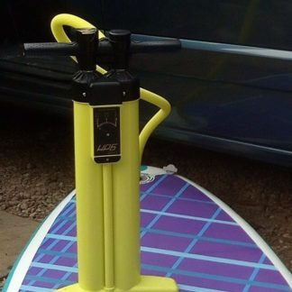 McConks electric and manual inflatable SUP pumps