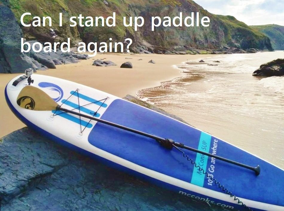 Lockdown 2020 | Can I stand up paddle board again? | update as of May 13, 2020