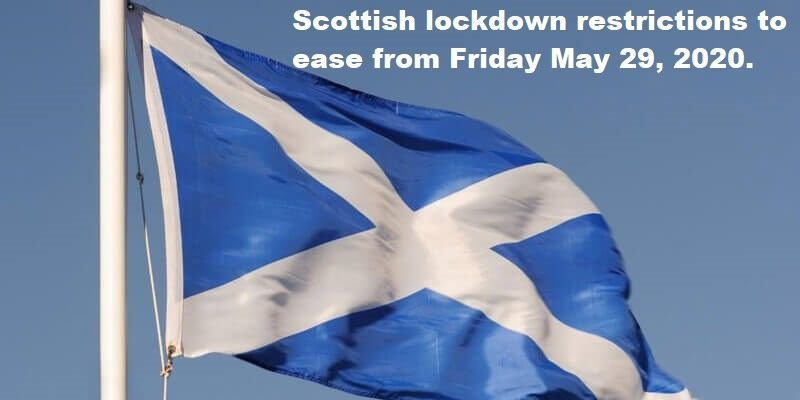 Scottish lockdown restrictions easing from Friday May 29, 2020: SUP to begin again.