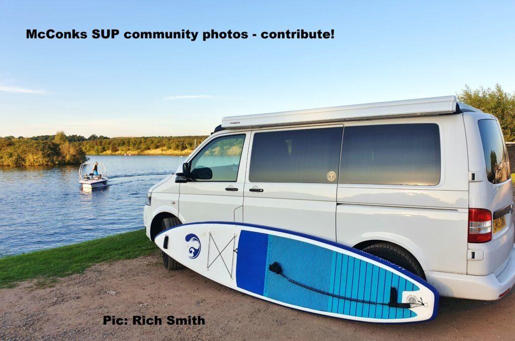 McConks SUP community photos – contribute!