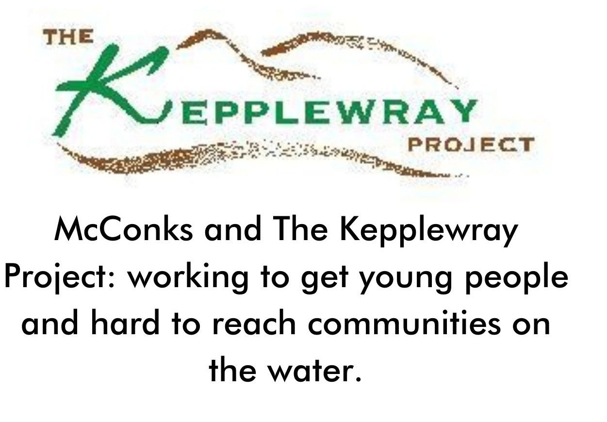 McConks and The Kepplewray Project: working to get young people and hard to reach communities on the water.